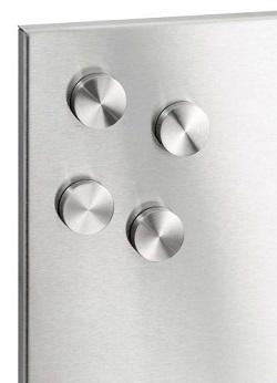 blomus stainless magnets