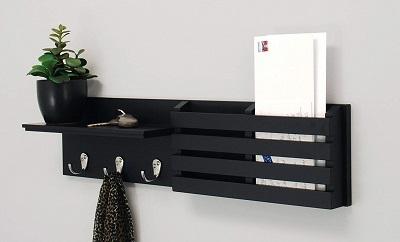 wall shelf in B/W