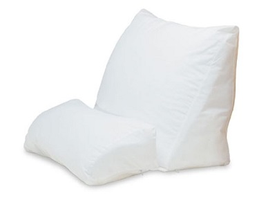 Sharper Image flip pillow