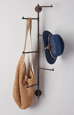 swivel hanging rack