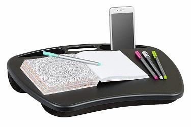 lapgear lap desk in colors