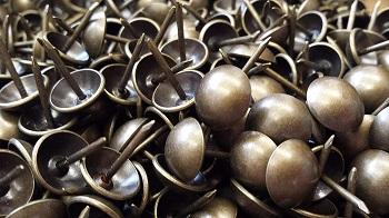decorative tack nails