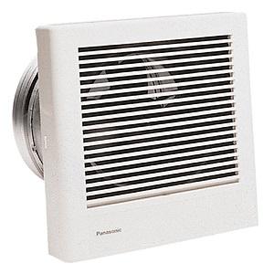panasonic wall-mounted fan