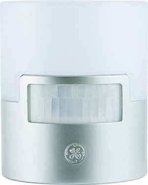 GE motion activated LED light