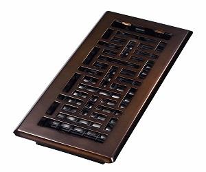 decor grates bronze register