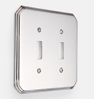 deco toggle switchplate