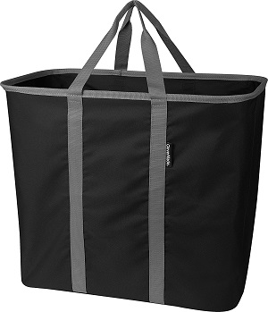 collapsible tote in colors