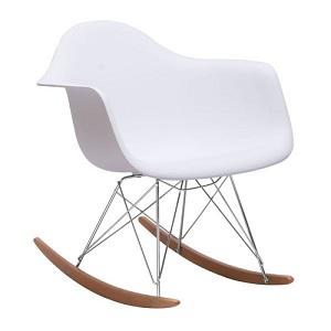 rocking bucket chair