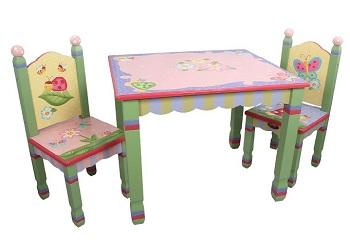 magic garden table & chair set