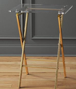 CB2 novo folding table