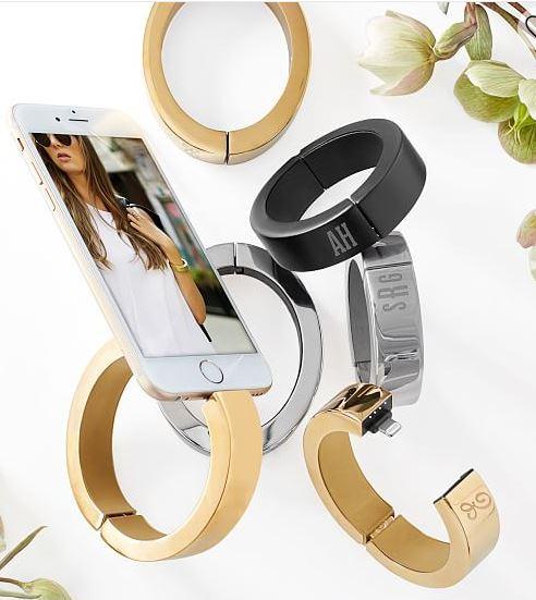 mark & graham charging bracelet