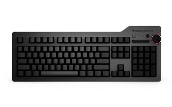 Das Keyboard DASK4MKPROSIL Mechanical Keyboard