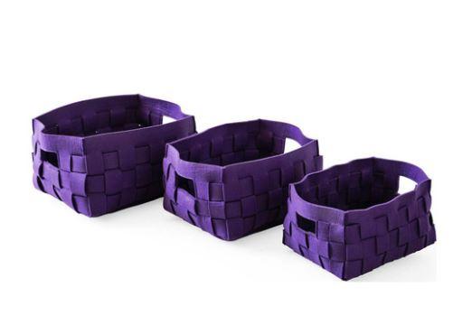calligaris basket in colors
