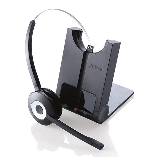 Jabra PRO 925 Wireless 2G4 Headset for Desk Phones