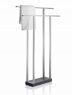 blomus towel stand