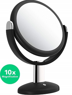vremi 10x magnified mirror