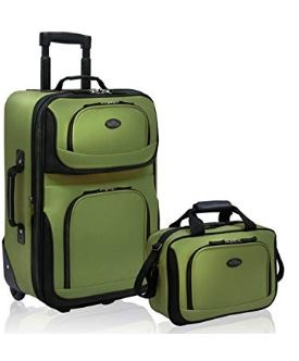 U.S. Traveler Rio 2-piece set