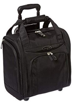 "samsonite small 13"" underseater"