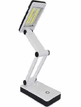 Tomol reading light