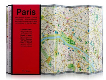 red maps city guides