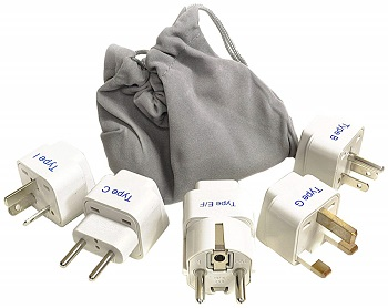 ceptics adapter plug set