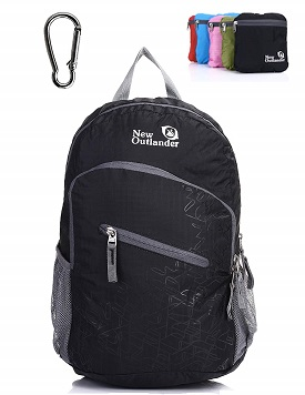 outlander backpack in colors