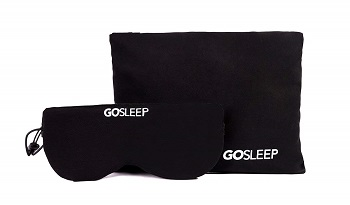 GO SLEEP travel pillow