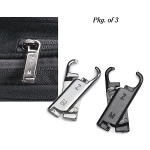 replacement locking zipper pulls