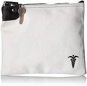 Keyed lock Medicine bag
