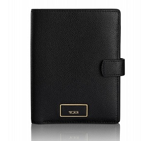 Tumi Leather passport case