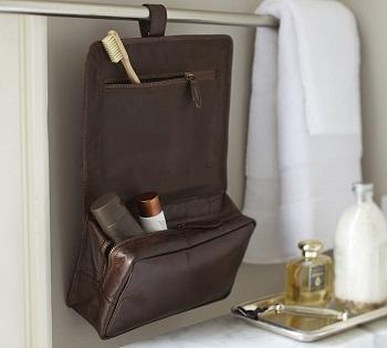 PB Leather hanging case