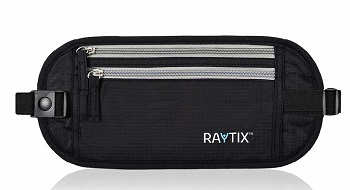 raytix travel money belt