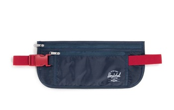 Herschel supply Money belt