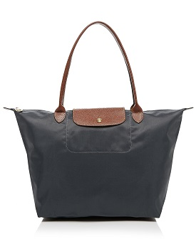 Longchamp nylon shoulder tote