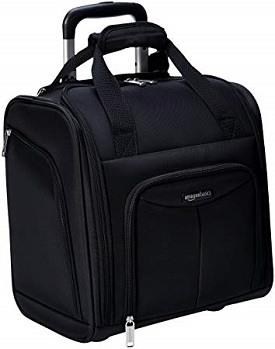 amazonbasics underseat bag