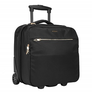 travelon tailored underseat bag