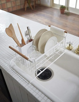 tosca over-the-sink rack