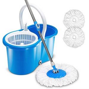 hapinnex easy spin bucket set