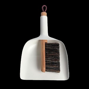 menu sweeper & funnel