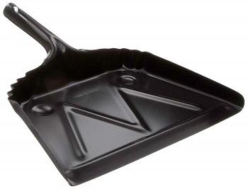 impact metal dust pan
