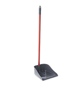 0-cedar upright dustpan