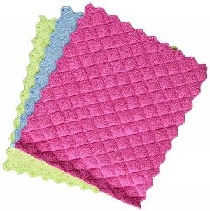 libman microfiber scrub cloth