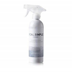 real simple stainless cleaner