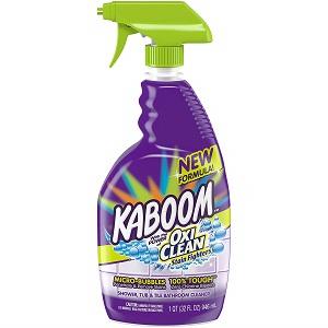 kaboom tile/tub cleaner