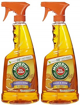 murphy oil wood cleaner spray