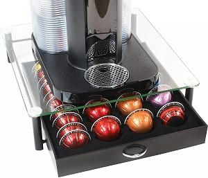 Nespresso Vertuoline Storage Drawer Holder