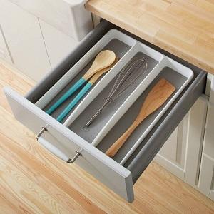 madesmart utensil tray
