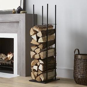 C & B log holder
