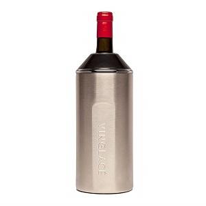 vinglace stainless wine insulator