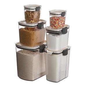 Prepworks 6-piece canister set